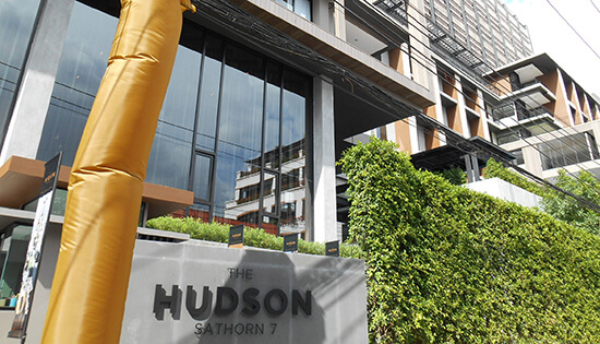 THE HUDSON SATHORN 7-1
