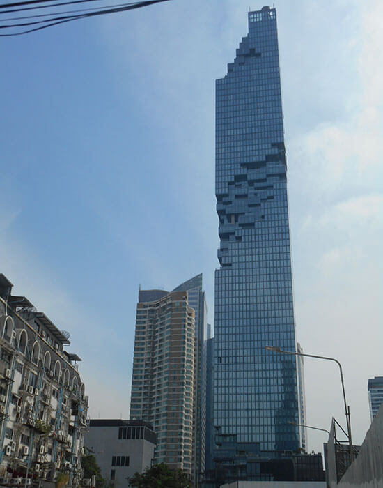 THE RITZ CARTON RESIDENCES AT MAHANAKHON